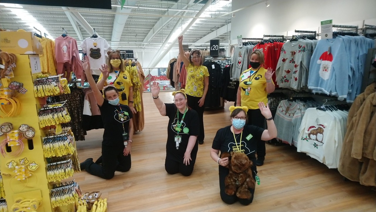 Children in Need dress down day | Asda Clydebank