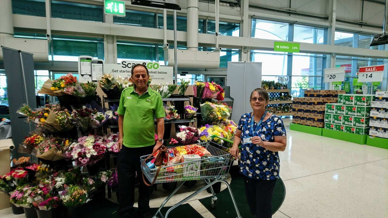 Donation for the Brandon Trust  | Asda Filton