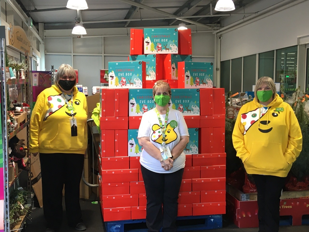 Children in Need support | Asda Wheatley