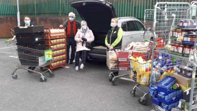 £750.00 Feeding Communities Grant to The Rotary Club Darwen. | Asda Blackburn