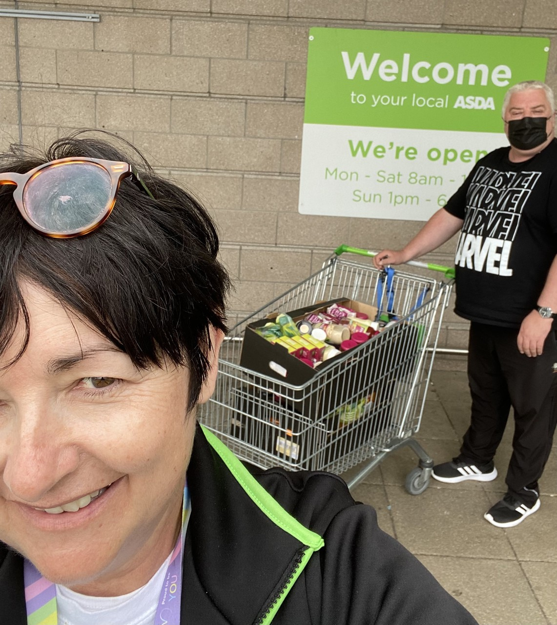 Free From donation To Foodbank | Asda Cookstown
