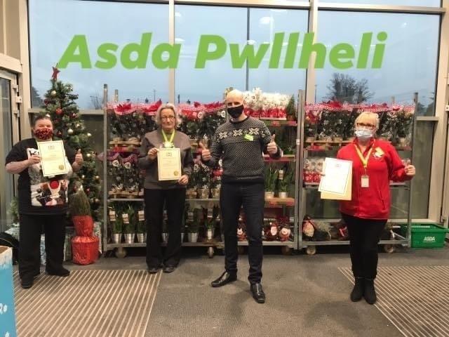 British Citizen Awards | Asda Pwllheli