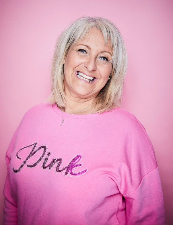 Asda Living Hull colleague Jacqui loves her 'ambassador' role for Tickled Pink