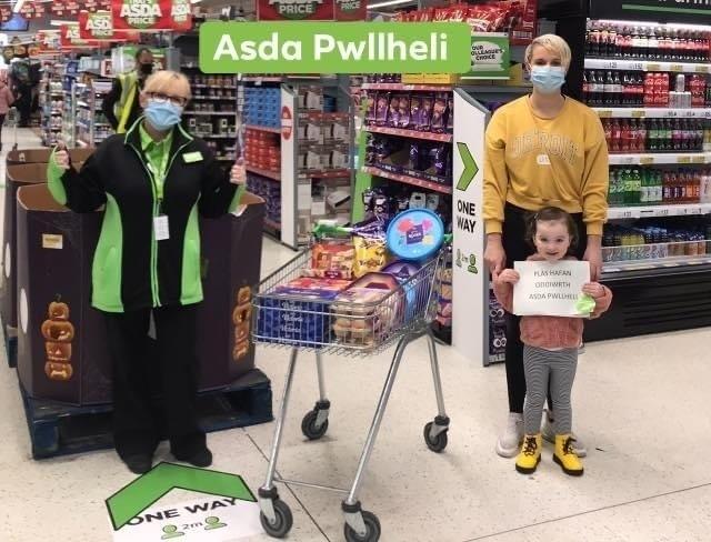 Caring for the carers | Asda Pwllheli
