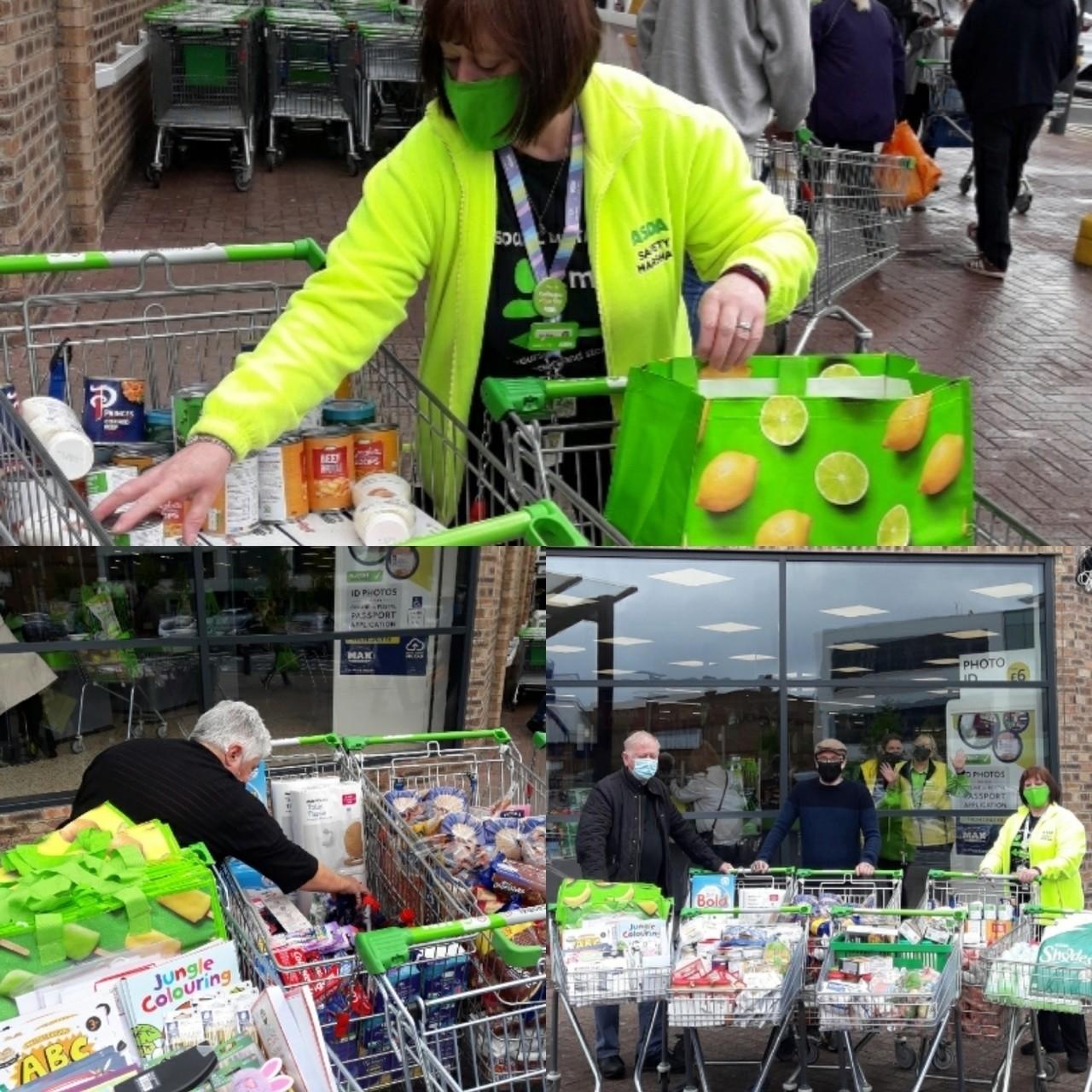 Supporting the Communities Grant | Asda Cramlington