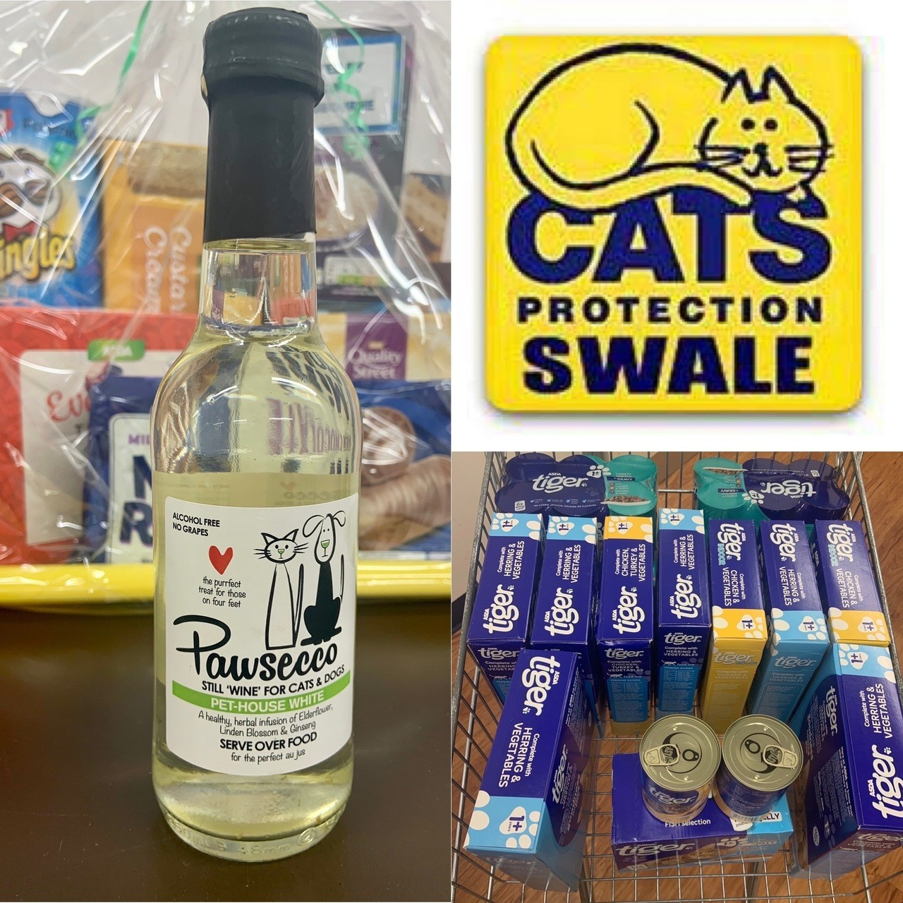 Swale Cats Protection donations | Asda Sittingbourne