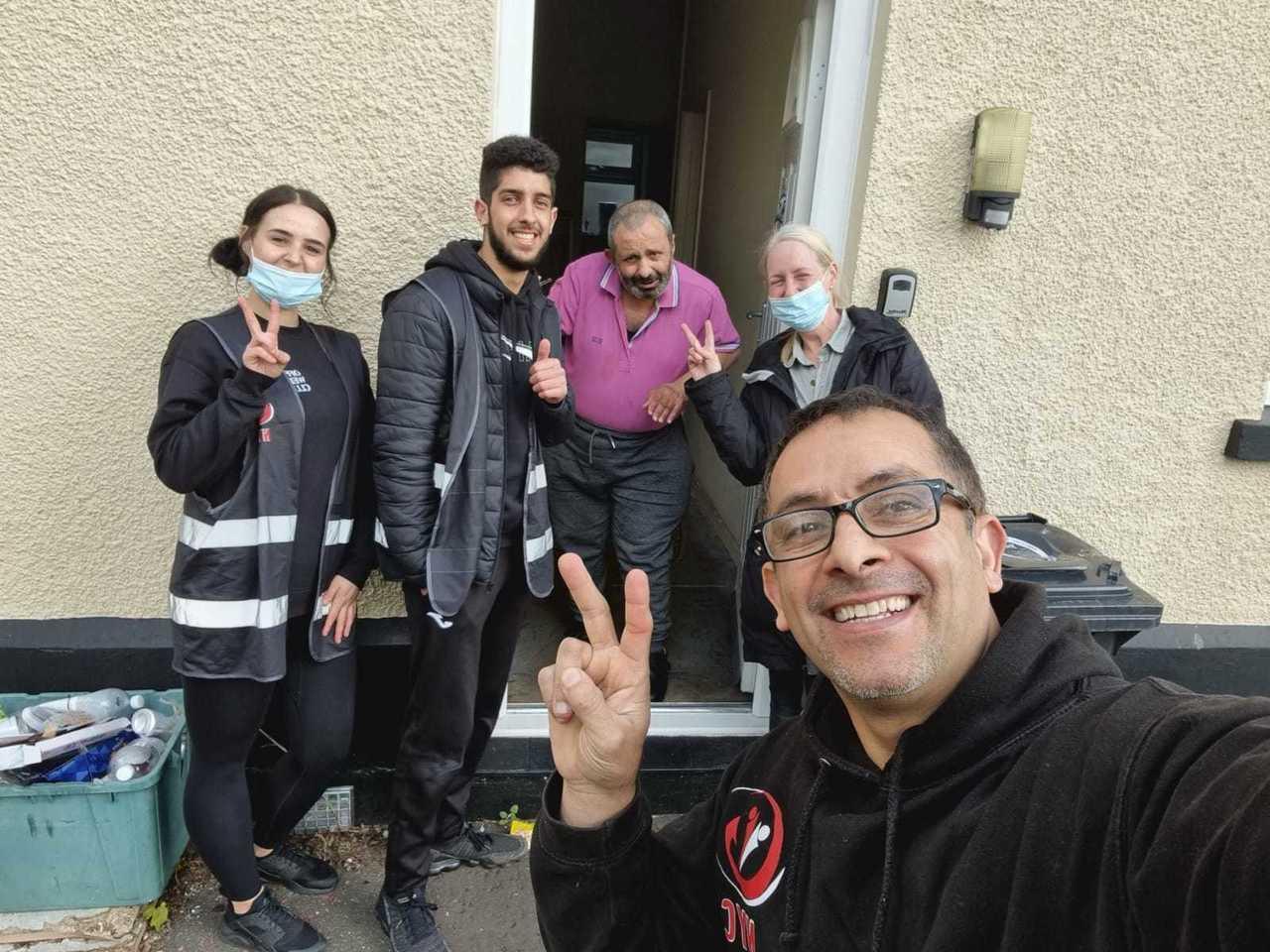 Supporting Newport Yemeni Community Association | Asda Newport Pillgwenlly