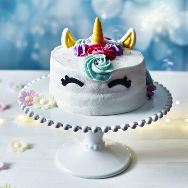 Asda unicorn cake