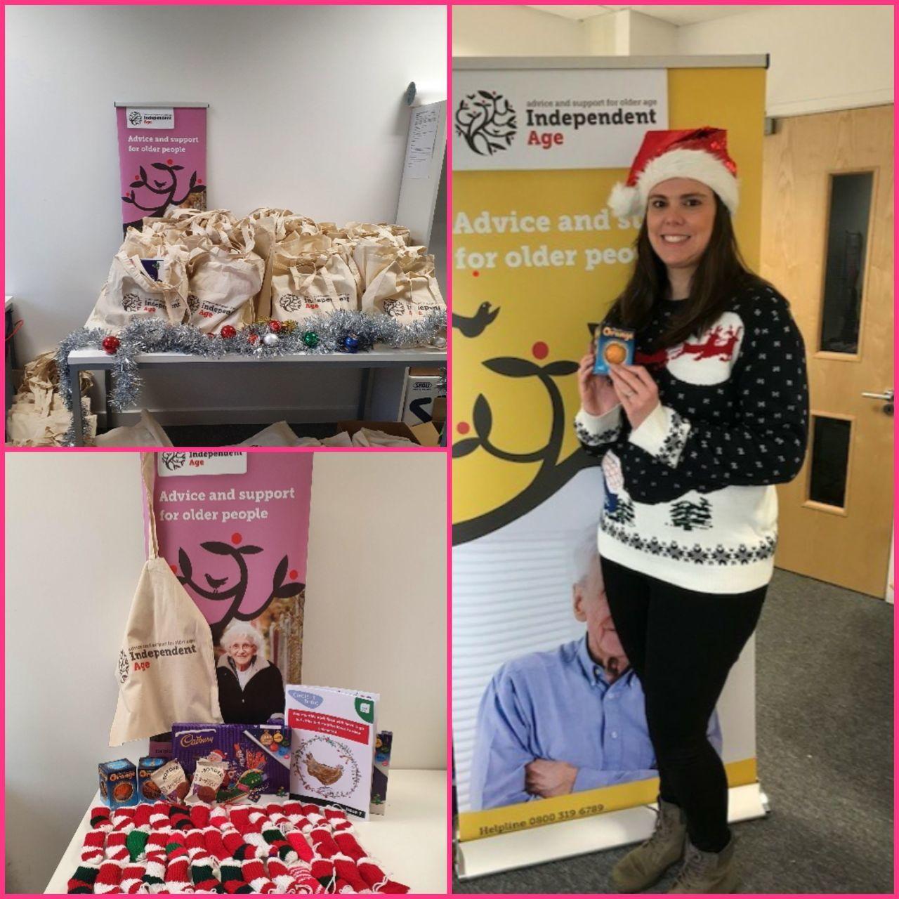Christmas parcels | Asda Gosforth