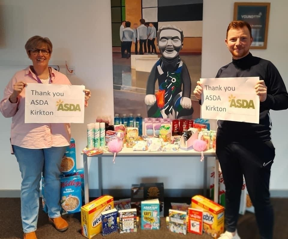Supporting our community | Asda Dundee Kirkton