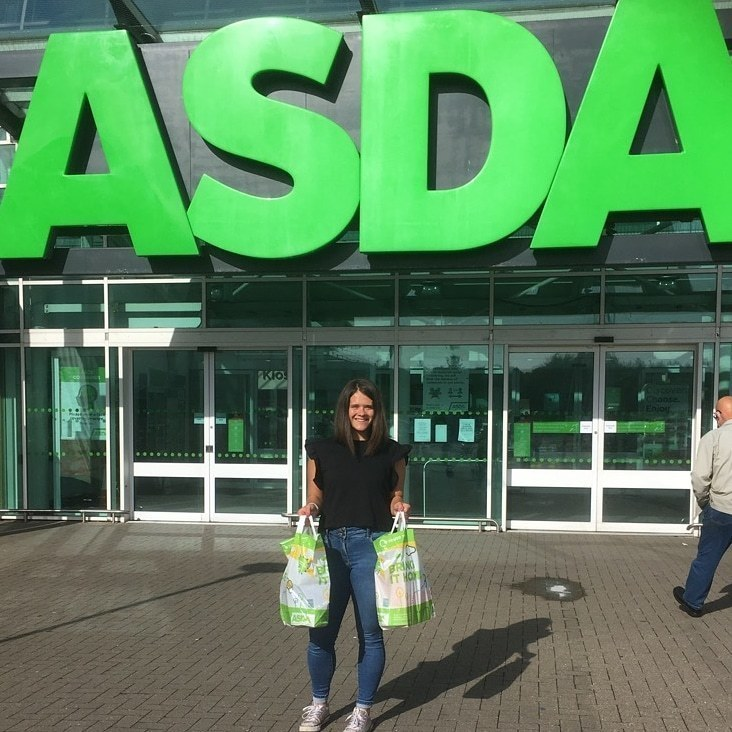 Anchor Unit donation | Asda Dyce