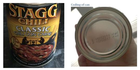 Stagg Classic Chilli Con Carne