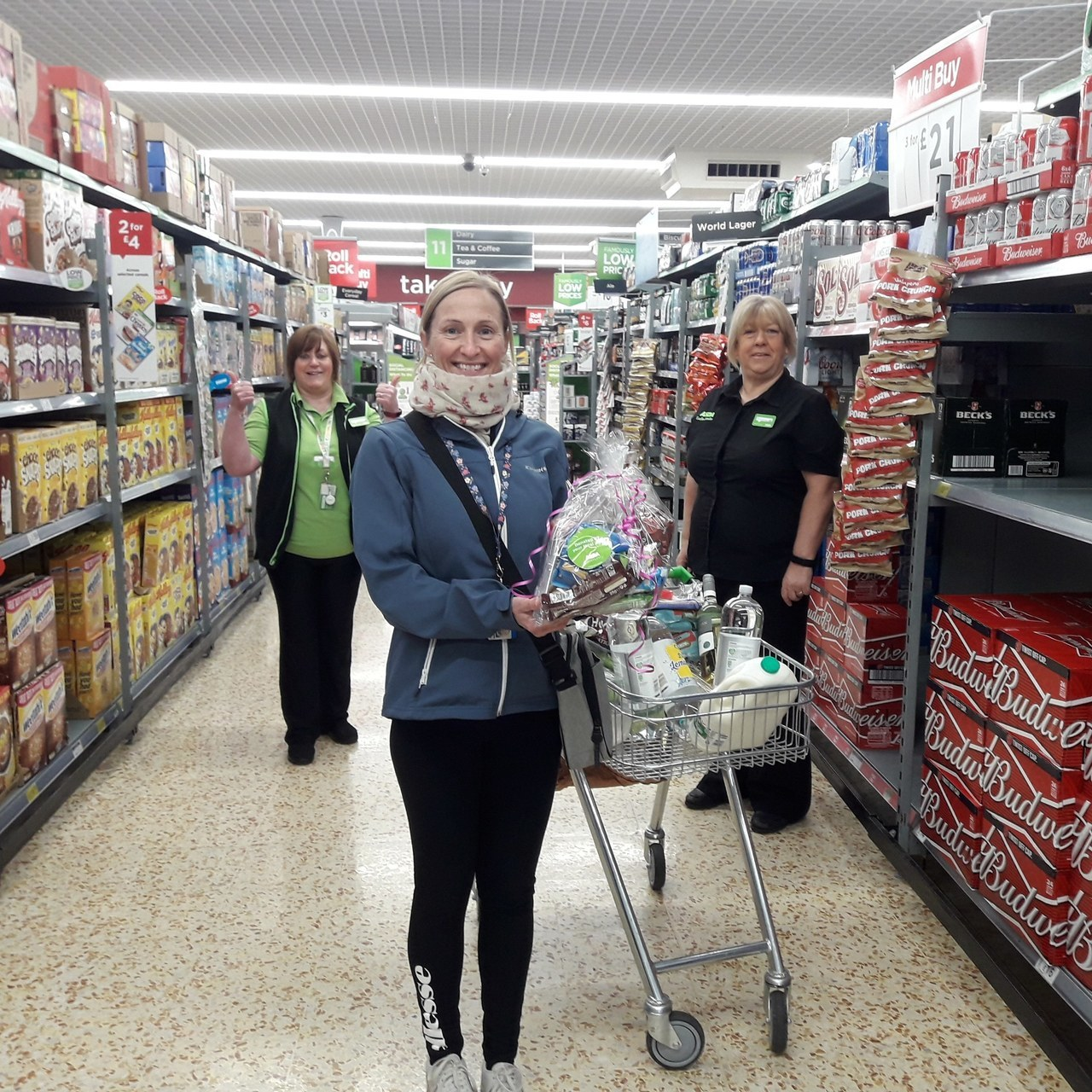 NHS support | Asda Cramlington