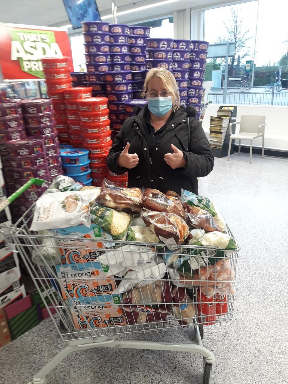 Tipton Community Association donation | Asda Sedgley
