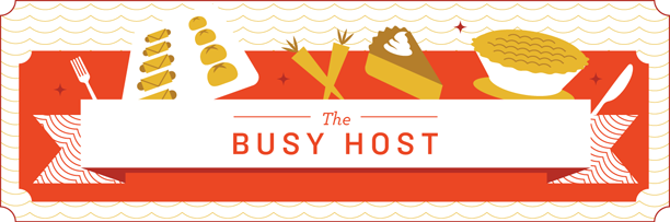 The Busy Host