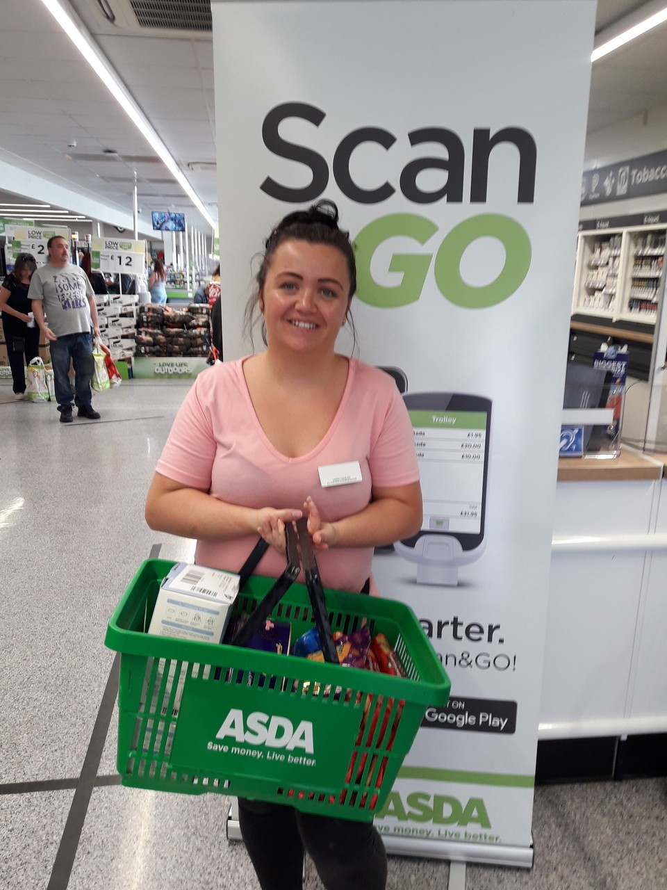 Care home donation | Asda Sedgley