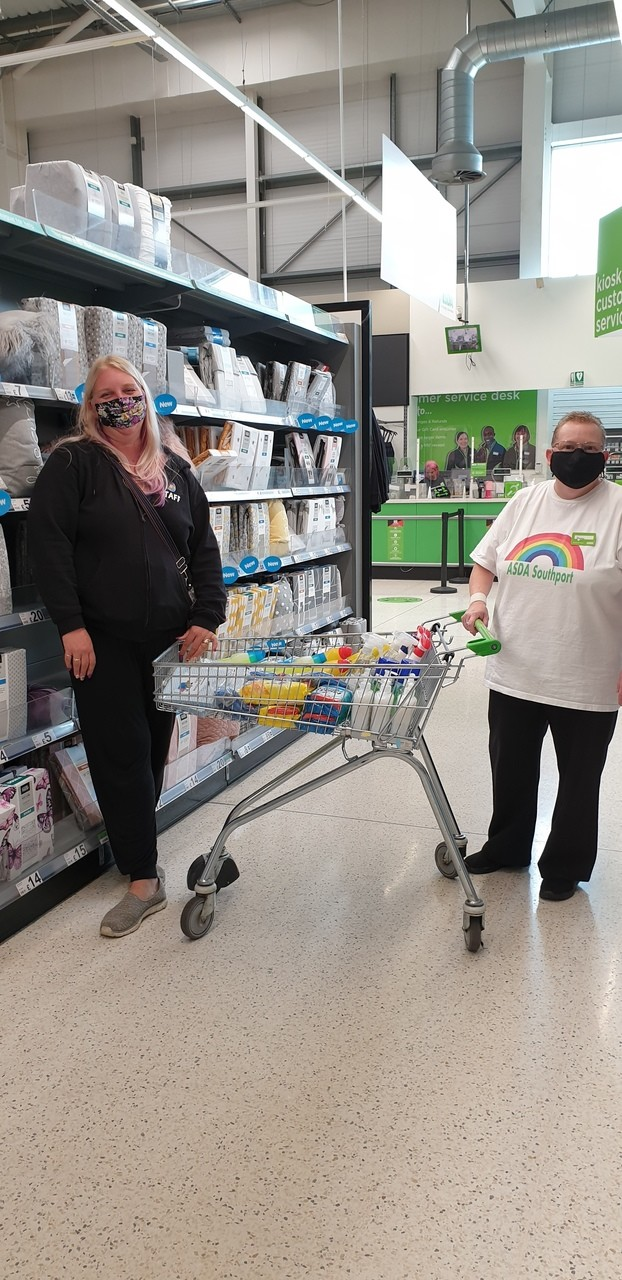Funky Monkees | Asda Southport