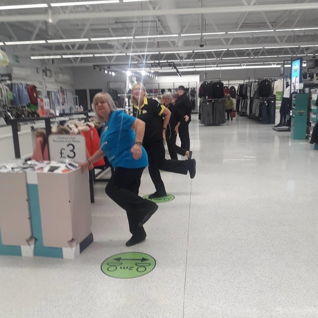 Pocket tap fun | Asda Crewe