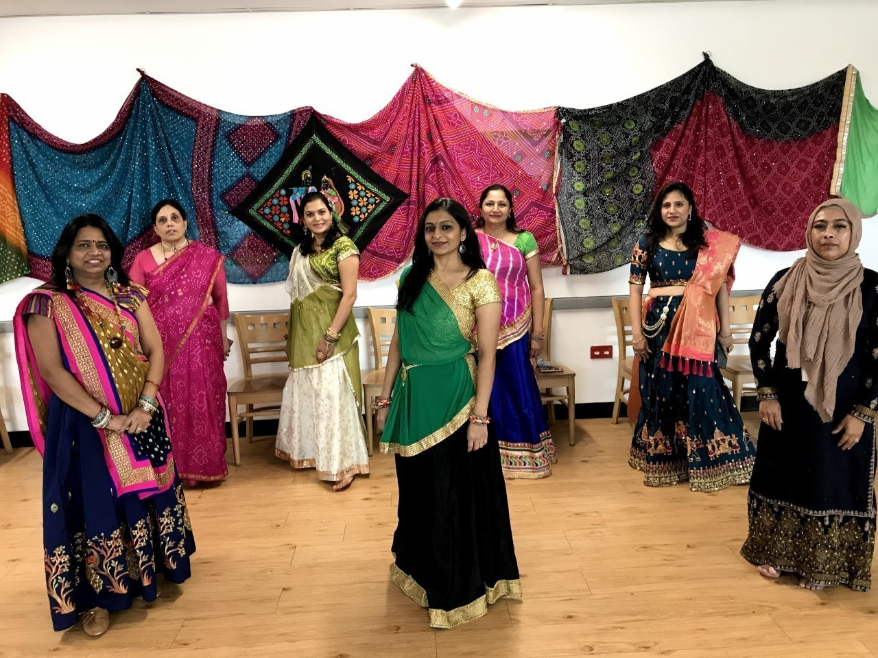 Celebrating Dandiya | Asda Dunstable