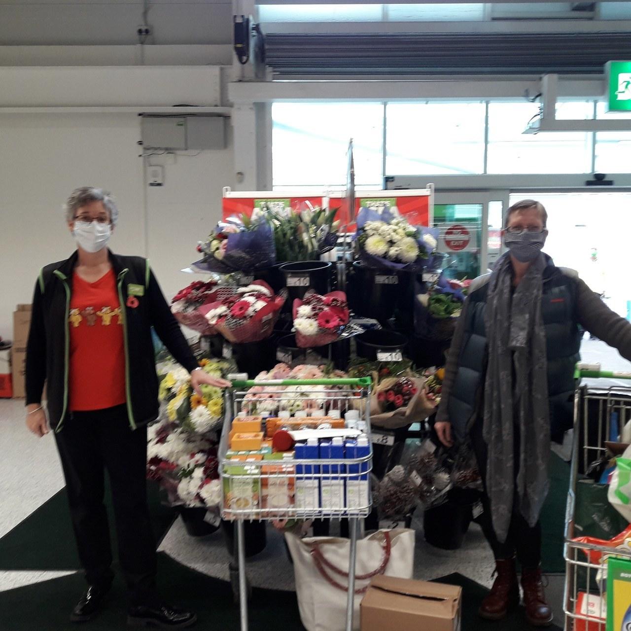 The Raft Foundation Food Bank | Asda Rawtenstall