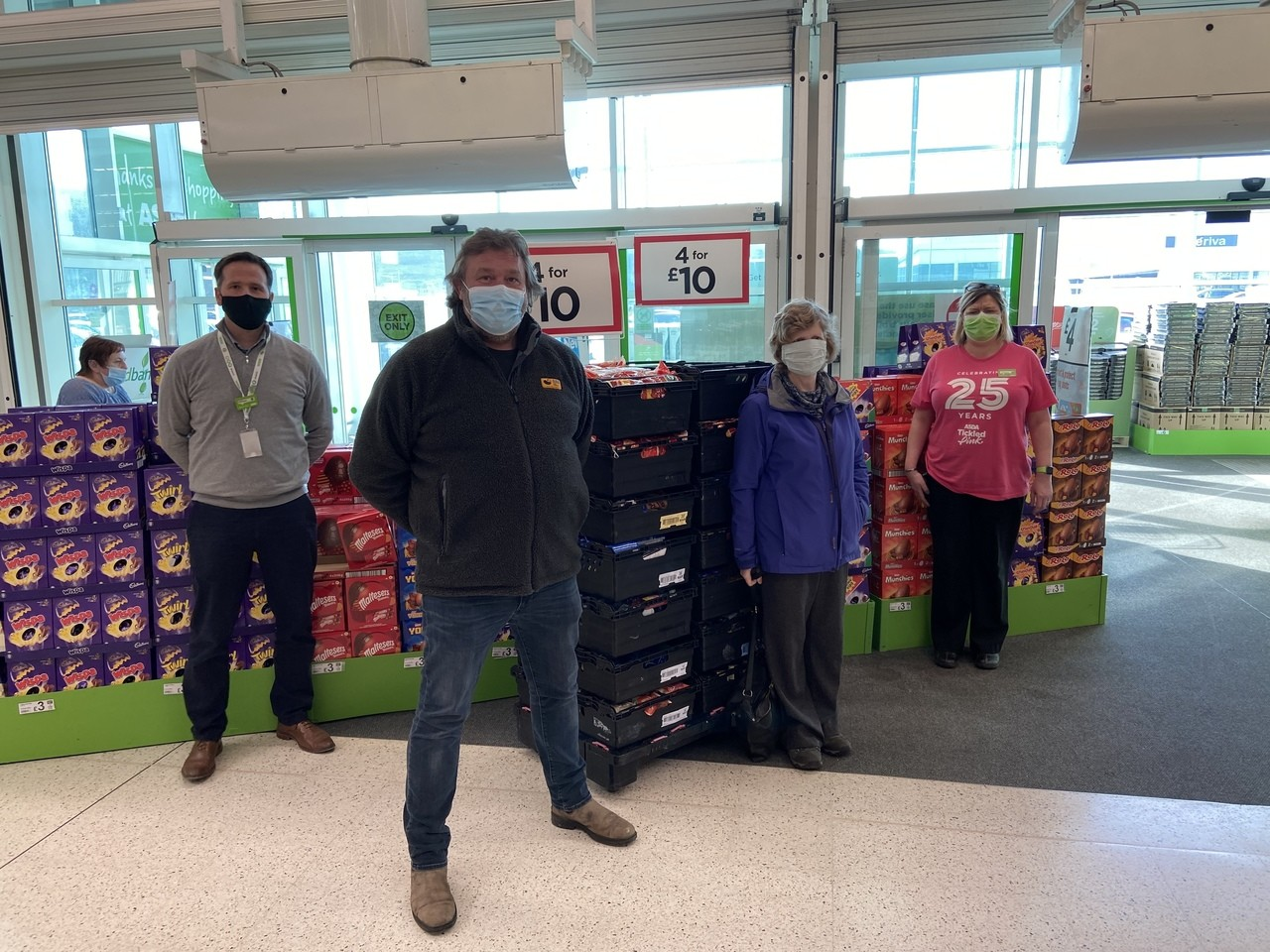 Supporting Communities/Fight Hunger | Asda Larne