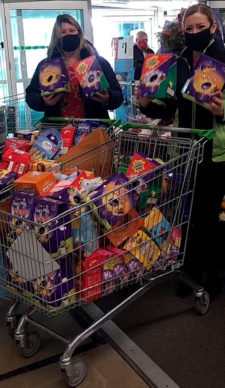 Easter egg collection | Asda Fleetwood