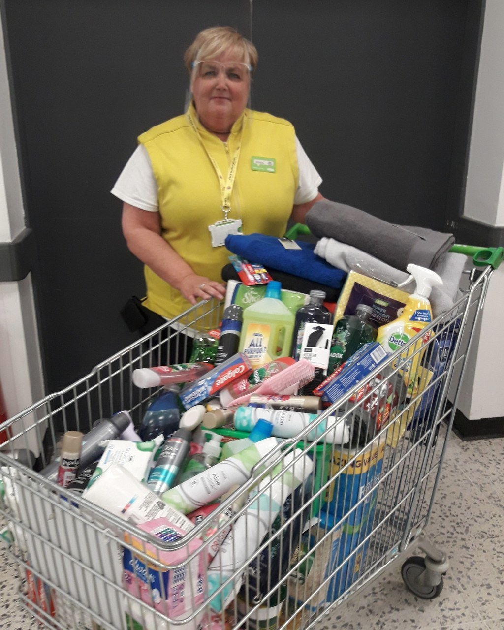 Emergency Donation to support a local family | Asda Gosforth