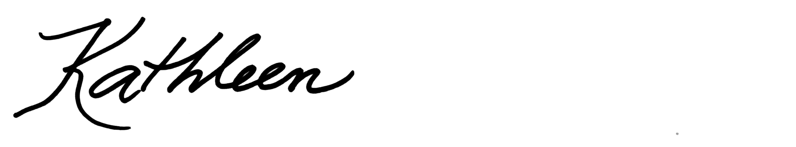 kathleen-mclaughlin-firstname-signature