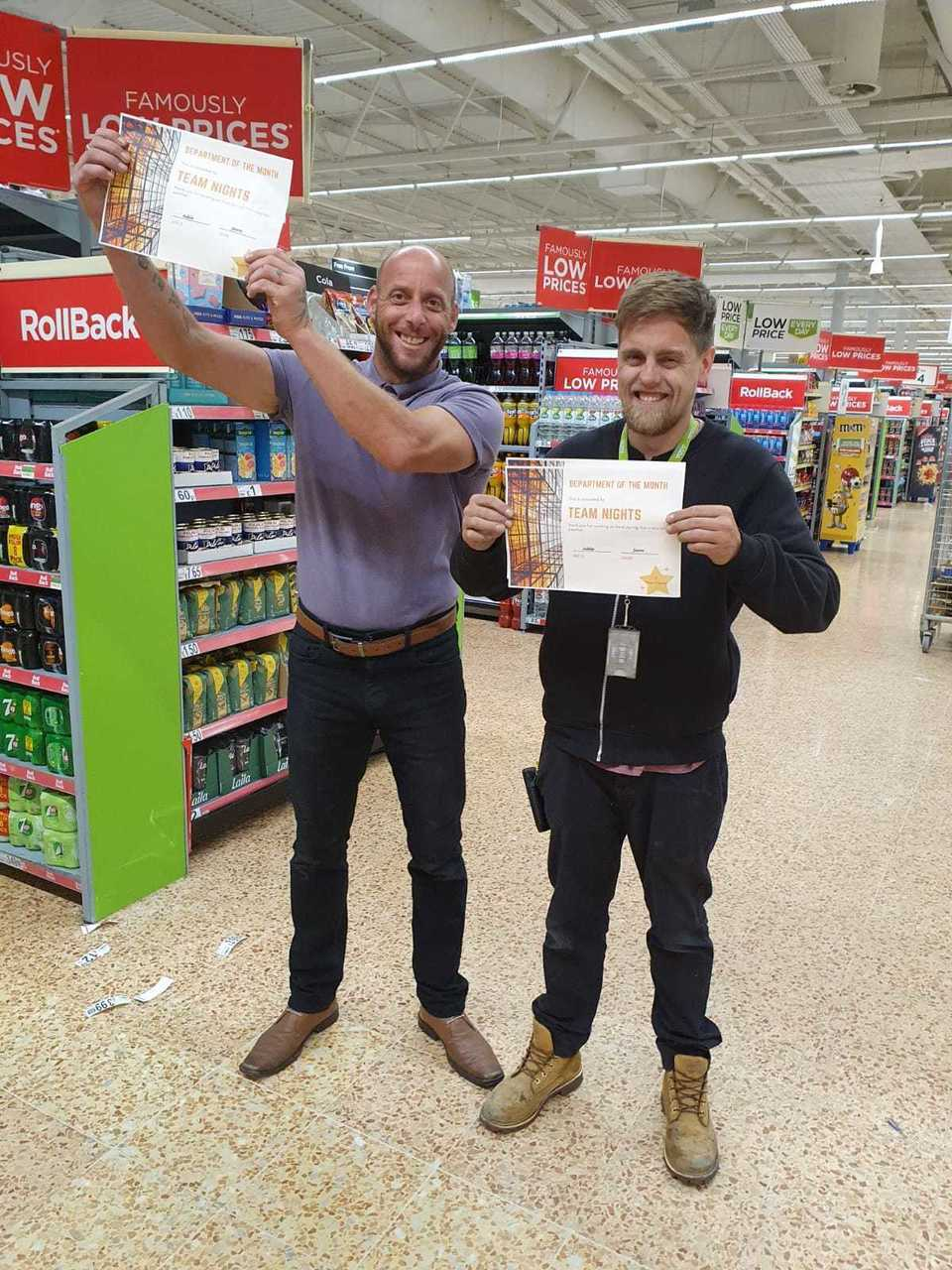 Department of the month  | Asda Derby