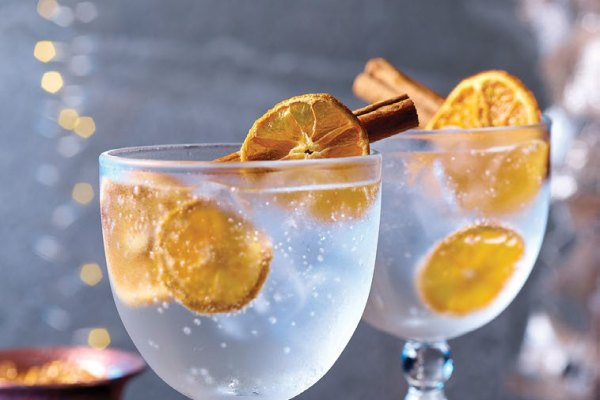 Extra Special Winter Spice Gin