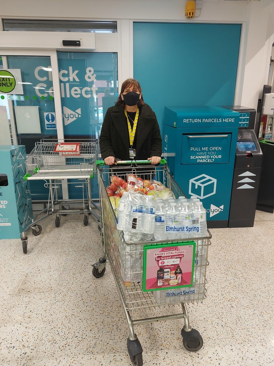 Fighting hunger this half-term | Asda Farnworth