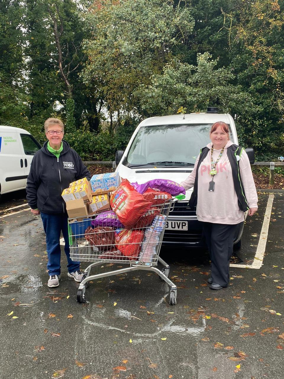 Fighting hunger during the half term holidays | Asda Fareham