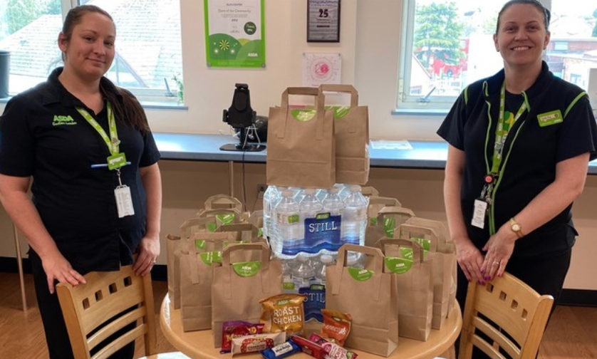 Helping Gloucester City Mission | Asda Gloucester
