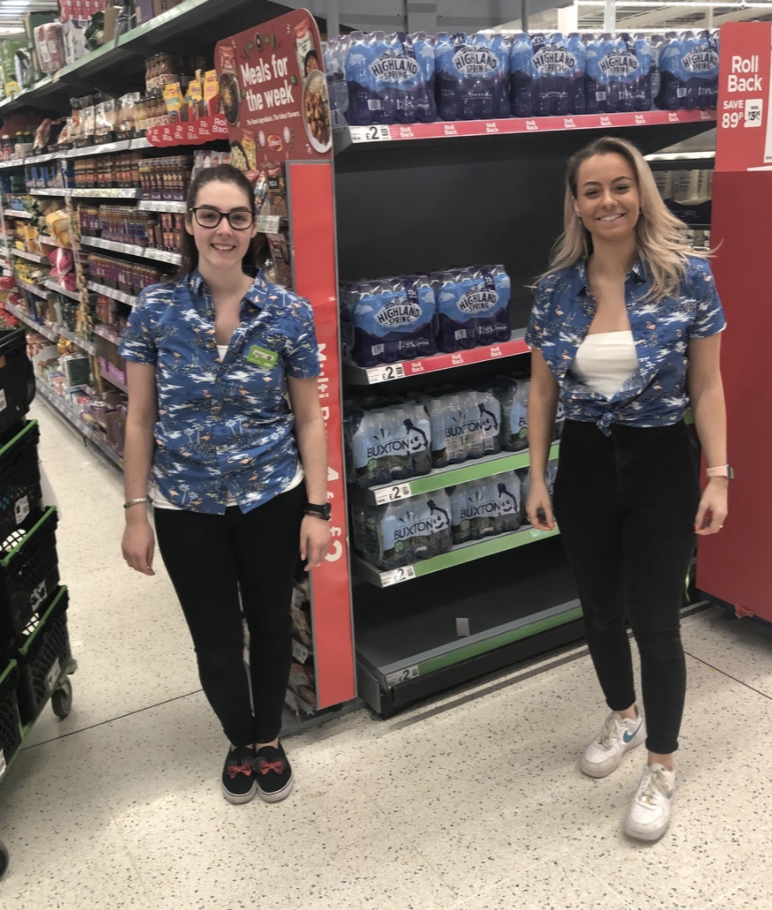 Crazy Shirt Day!  | Asda Portadown