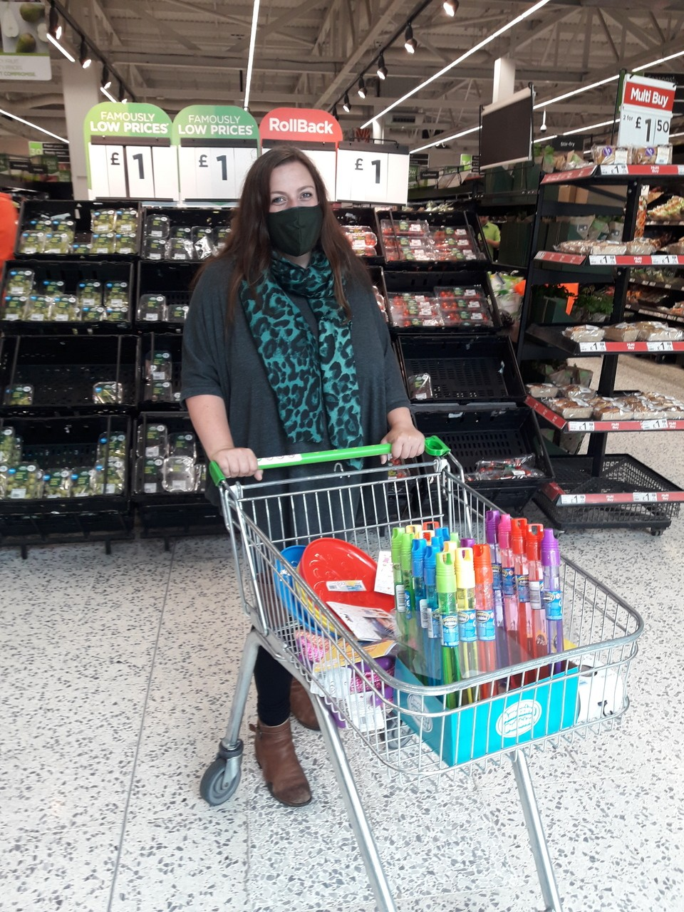 Donation to Port Sunlight Village Trust  | Asda Bromborough