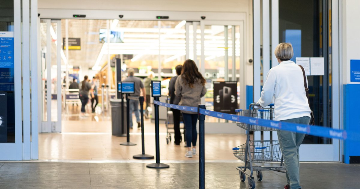 Changes To Our Shopping Process To Encourage Social Distancing