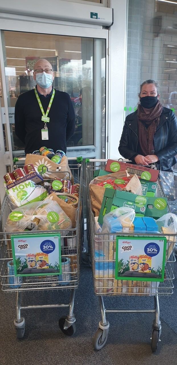 Supporting our community | Asda Sutton in Ashfield