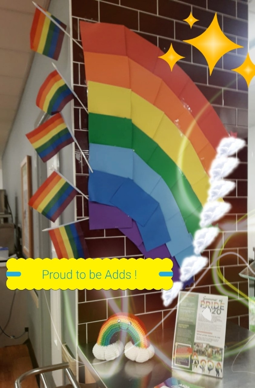 Pride weekend | Asda Leith