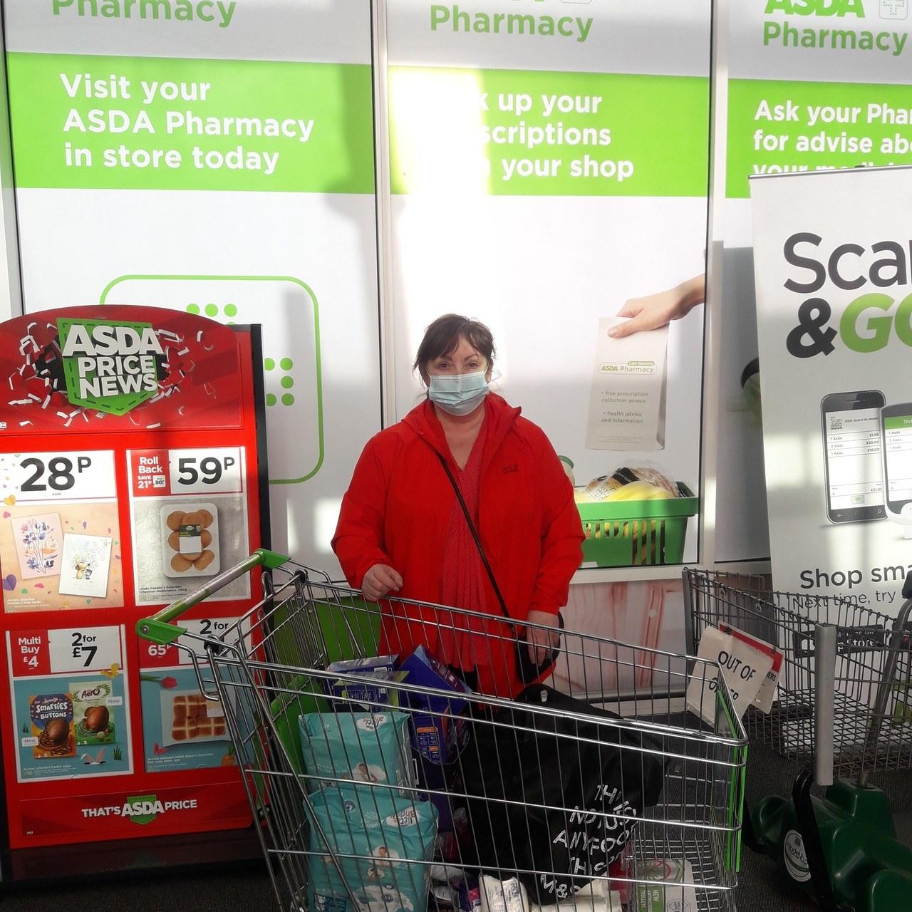 West Lancashire Ark donation | Asda Skelmersdale