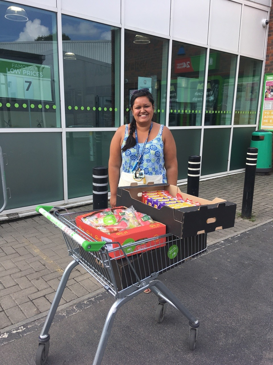 Wheatley Primary School donation | Asda Wheatley