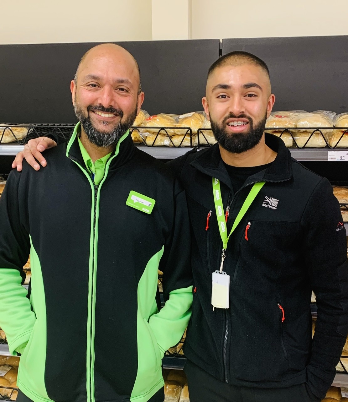 Special Father's Day for Tanveer | Asda Halifax