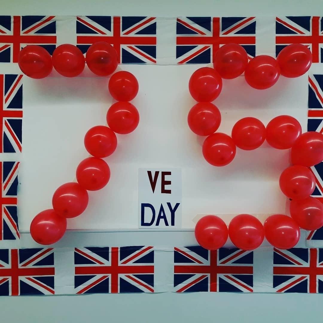 VE Day anniversary | Asda Barrow