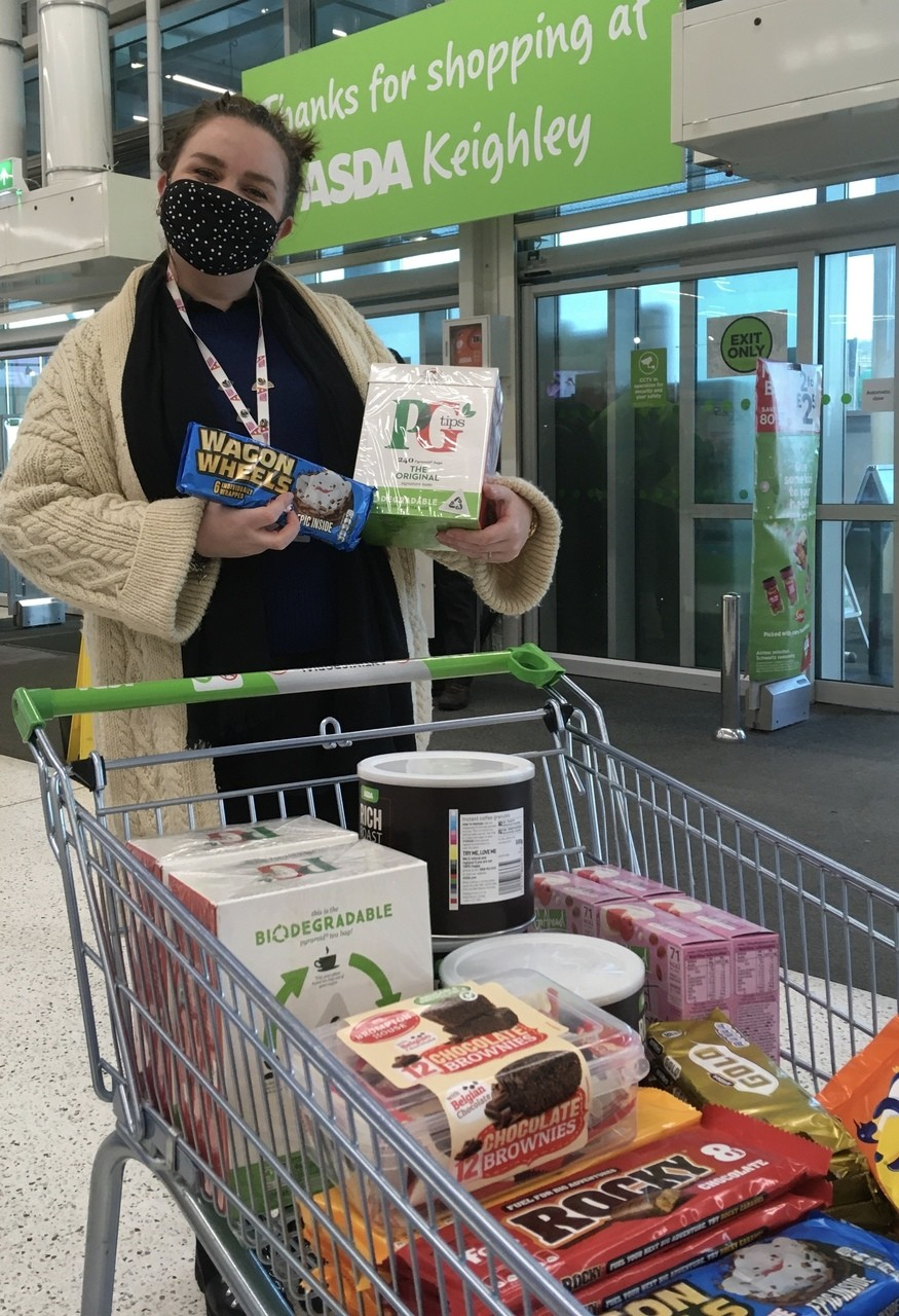 Goodies for NHS staff | Asda Keighley