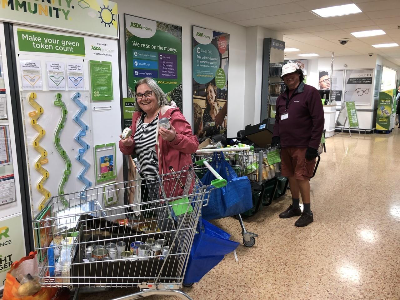 Foodbank mission | Asda Derby