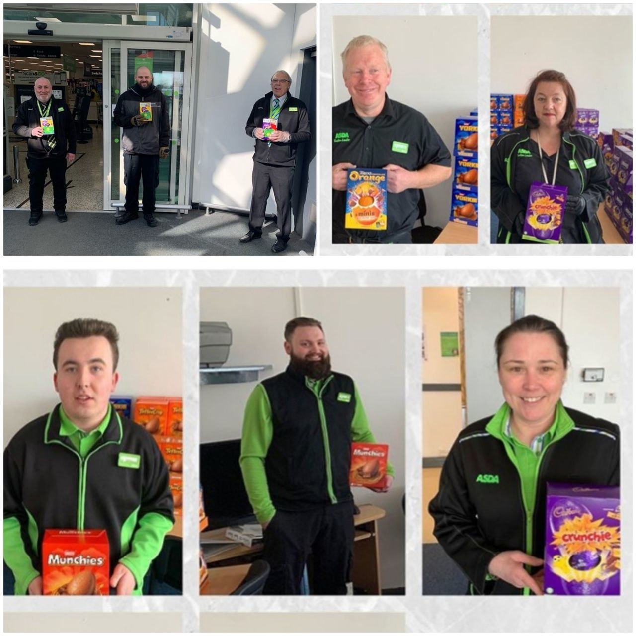 Thank you to all our Gosforth colleagues | Asda Gosforth