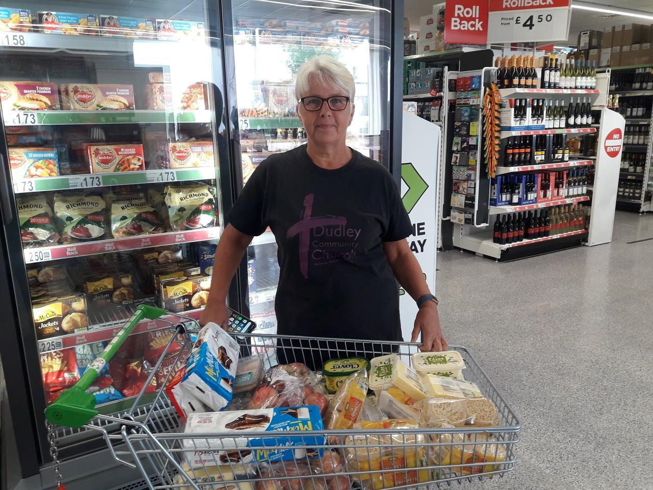 Donation to Heaven's Kitchen | Asda Sedgley