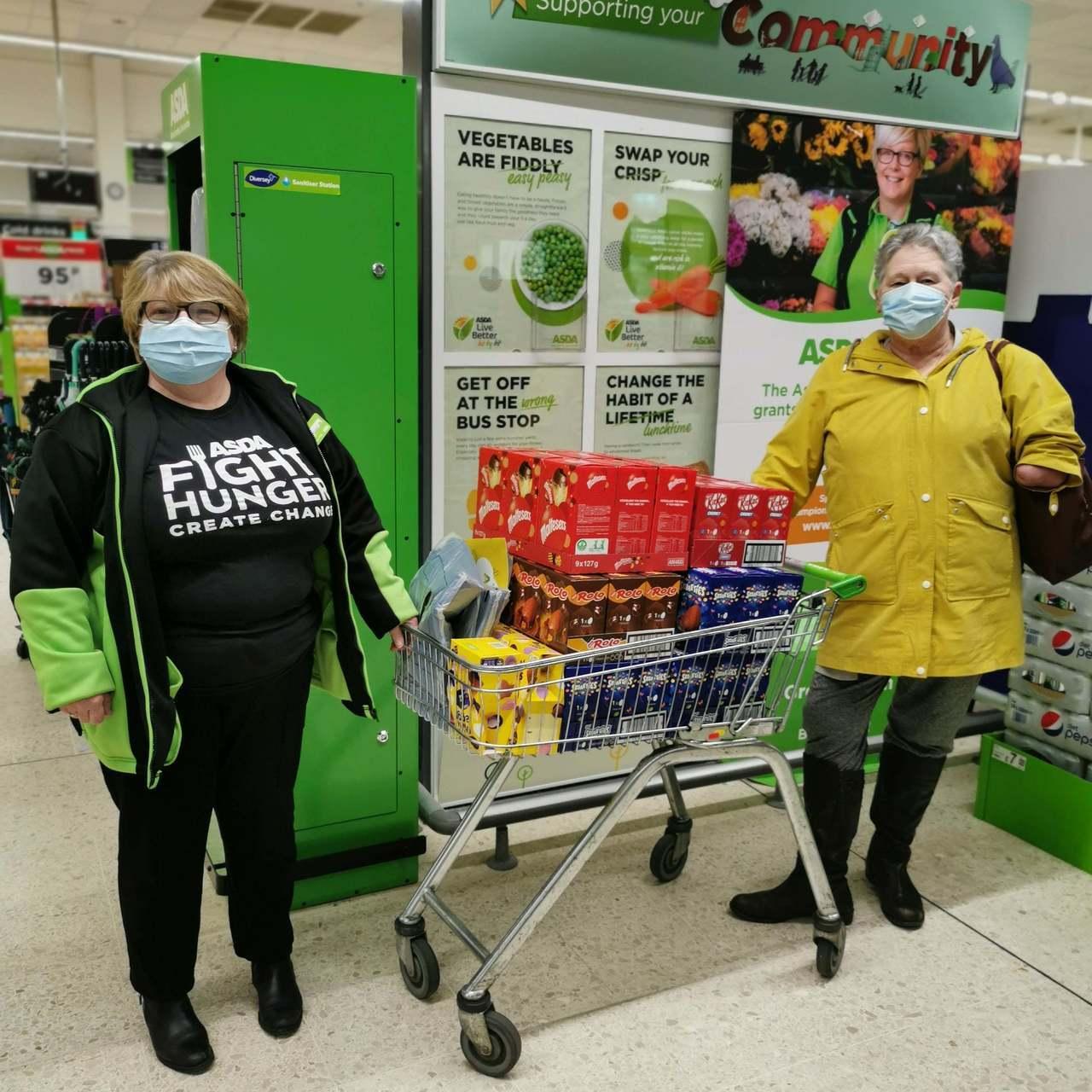 Easter egg donations | Asda Falkirk