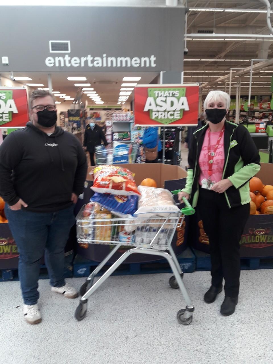 Asda St Helens fights holiday hunger | Asda St Helens