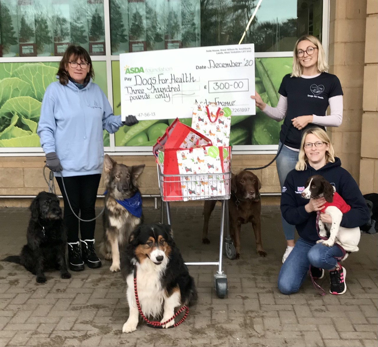 Dogs for Health | Asda Frome