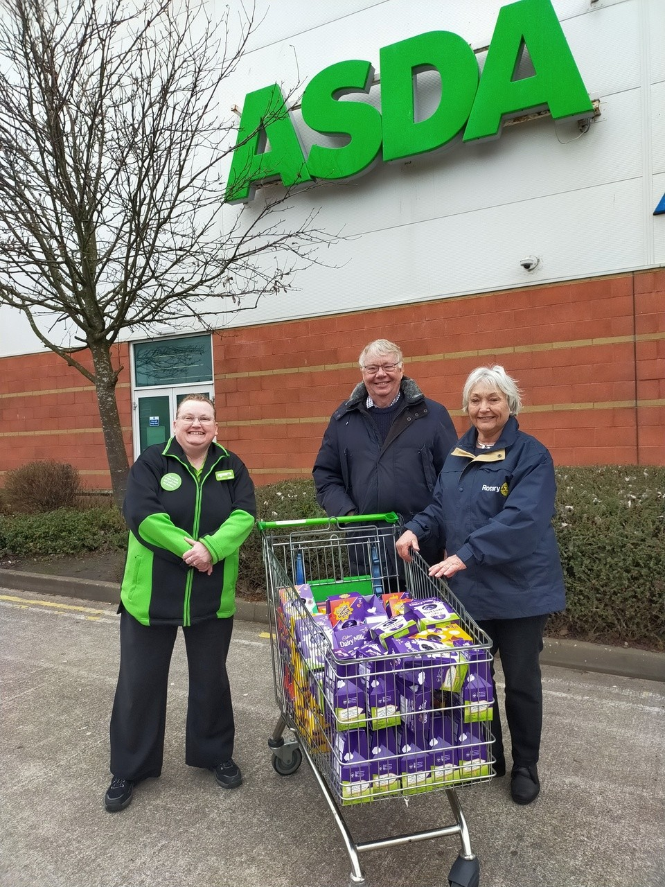 The Rotary Club of Southport | Asda Southport